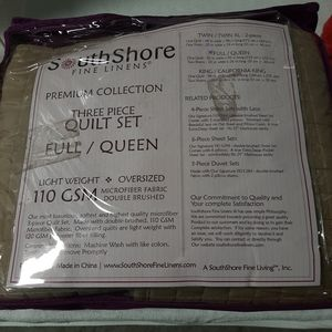 Bedding Queen size